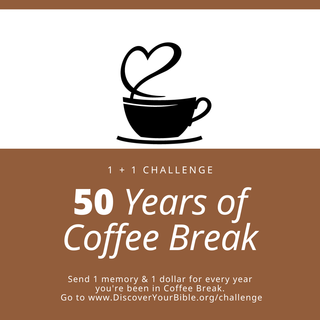 Updated 50 Years of Coffee Break Social Media